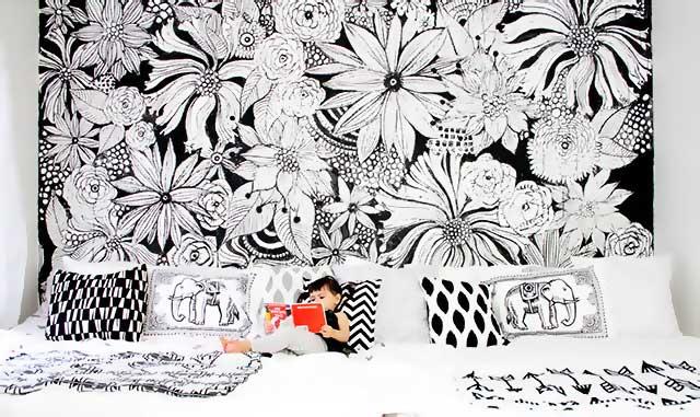 как разукрасить черно белую фотку