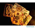 ТРИ ИСТОЧНИКА Пасьянс для двух колод по 52 карты