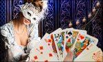 РИМСКИЙ ТЕАТР Пасьянс для двух колод по 52 карты